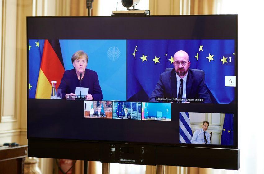 Σύνοδος Κορυφής: Ακυρώνεται η δια ζώσης συνάντηση – Στις καλένδες οι κυρώσεις για Τουρκία