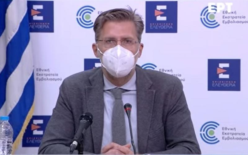 Σκέρτσος: Η ανησυχητική αύξηση εισαγωγών στα νοσοκομεία στις τρεις πόλεις, δεν επέτρεψε το άνοιγμα του λιανεμπορίου