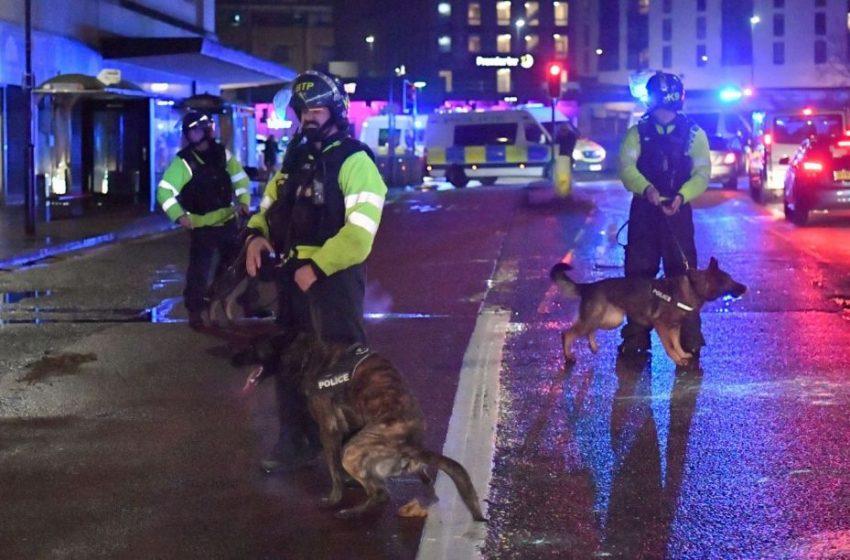"""Kill The Bill"": Σκύλος της αστυνομίας δάγκωσε αστυνομικό και απελευθέρωσε διαδηλωτή (vid)"