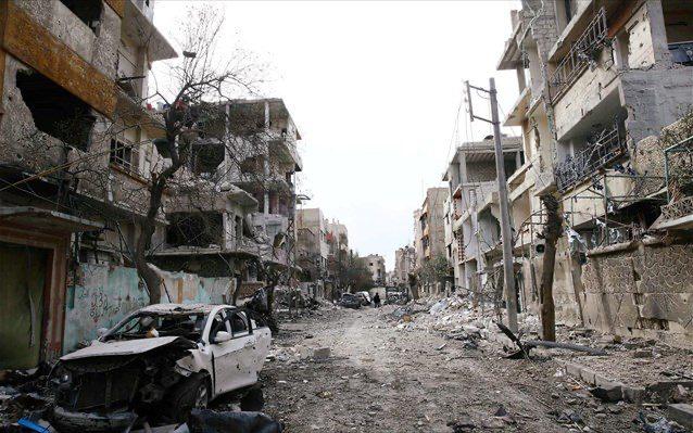 Συρία: Επτά νεκροί σε βομβαρδισμό νοσοκομείου – Ρωσικά μαχητικά βομβάρδισαν μονάδα φυσικού αερίου