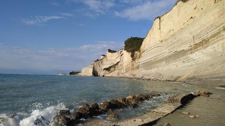 Τσελέντης: Δεν έχει να κάνει με πρόδρομα φαινόμενα σεισμού η πτώση της στάθμης της θάλασσας