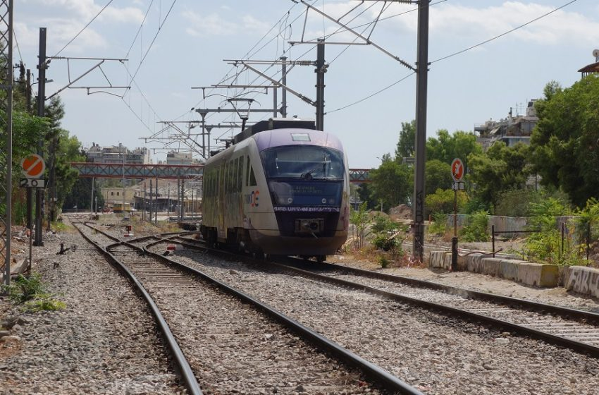Τρένο παρέσυρε 36χρονο βοσκό