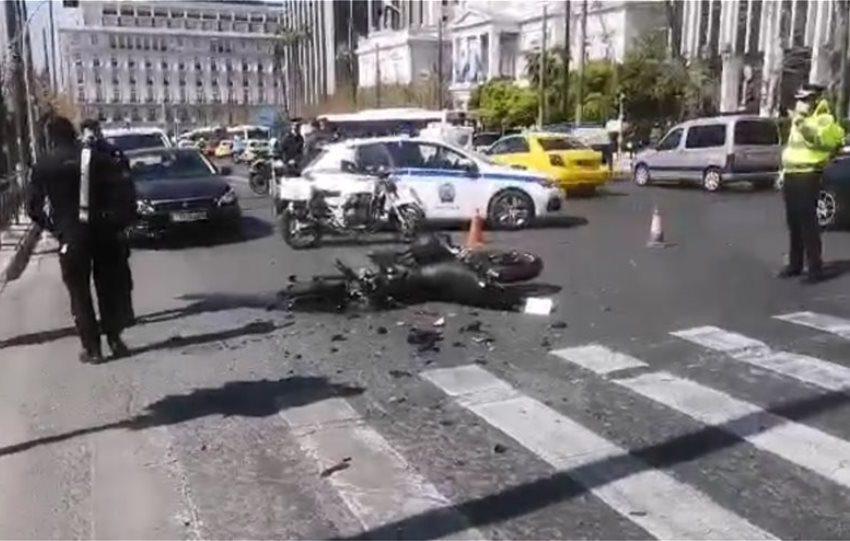 """""""Καθημερινή"""": Νέο βίντεο από το δυστύχημα στη Βουλή"""