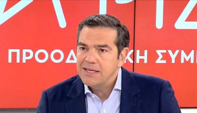 Τσίπρας: Το μοντέλο έχει αποτύχει, ο κ. Μητσοτάκης να αναλάβει τις ευθύνες του (vid)