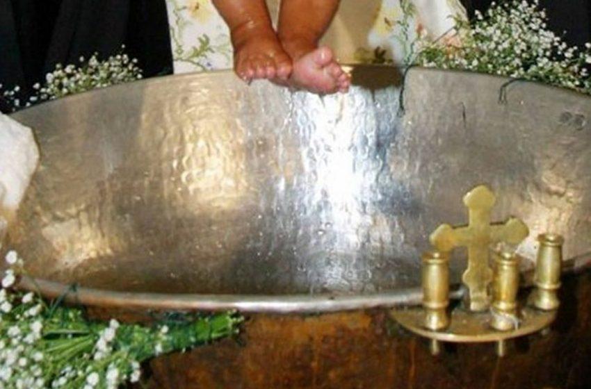 """Χατζηνικολάου: Περιέγραψε τι του είπε ο Χαρδαλιάς για τις """"ειδικές άδειες"""" για τις βαφτίσεις"""