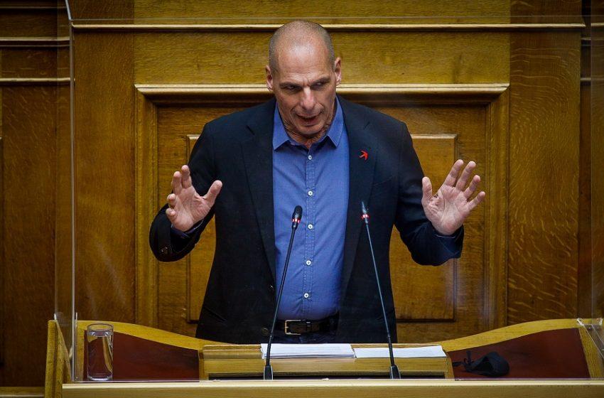 Βαρουφάκης: Διαχρονικά σκάνδαλα Ελληνικό και Eldorado – Προδιαγεγραμμένη απάτη η Πειραιώς