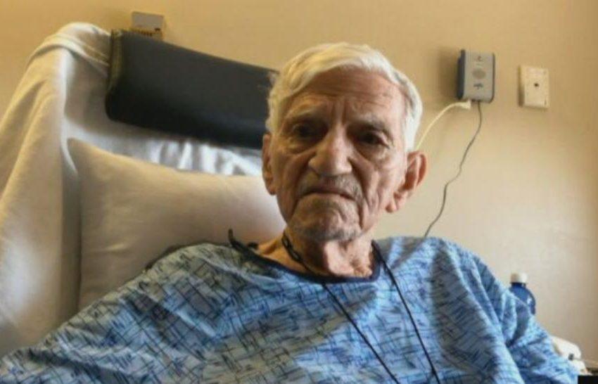 91χρονος έκανε δύο δόσεις εμβολίου μαζί – Ποιες ήταν οι συνέπειες