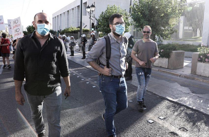 Ηλιόπουλος: Πολιτικά επικίνδυνος ο πρωθυπουργός