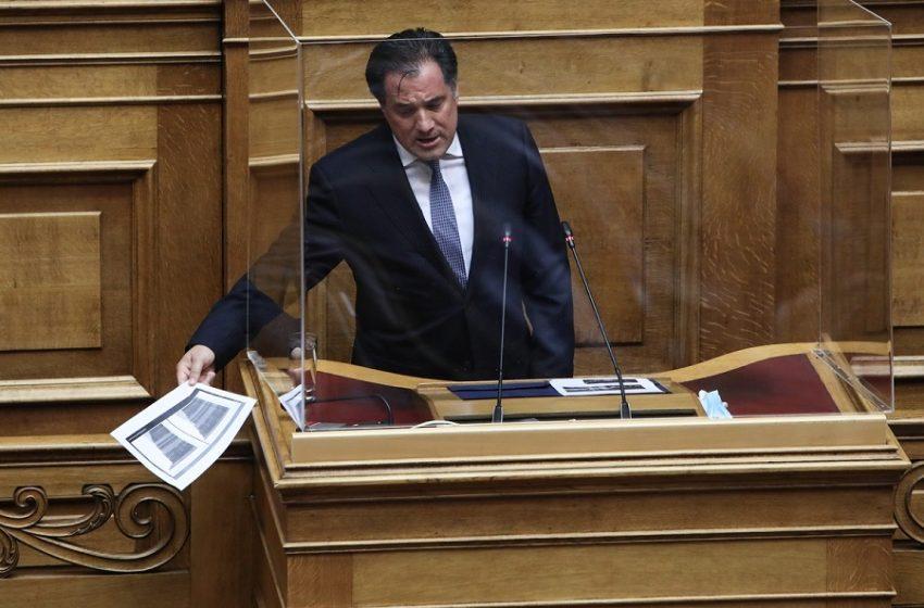 Γεωργιάδης: Ό,τι ανοίξει, δεν θα ξανακλείσει- Τέλος το ακορντεόν