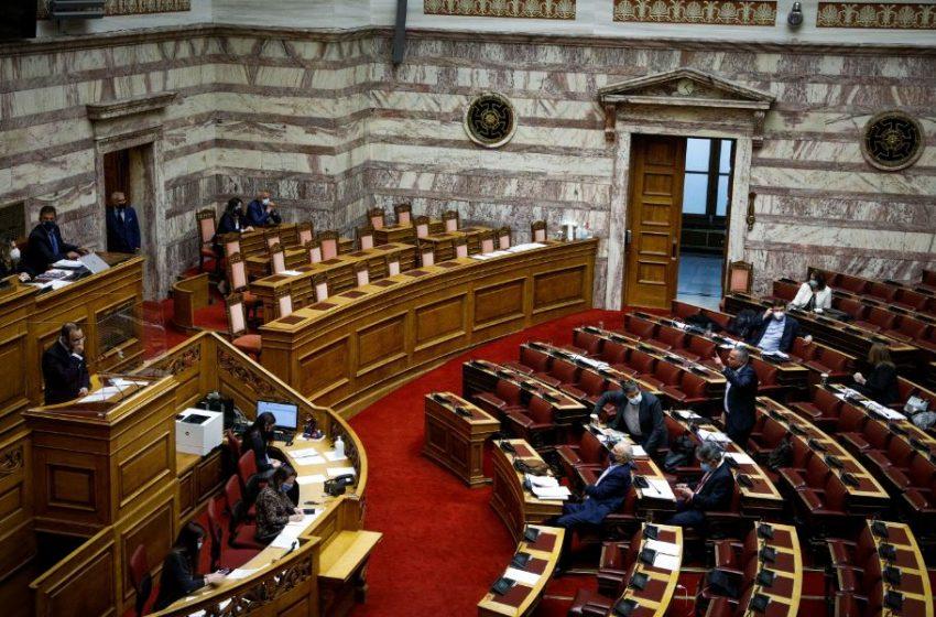 Κόντρα στη Βουλή για τη σύμβαση του προέδρου εργαζομένων στον Άγιο Σάββα (vid)