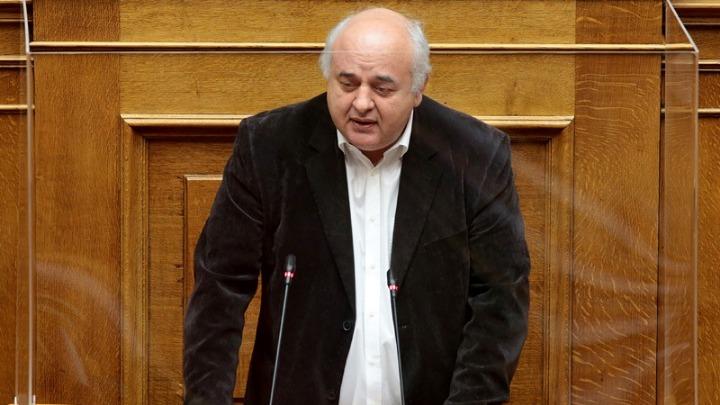 Καραθανασόπουλος: Στόχος της ΝΔ να αλλάξει η ατζέντα