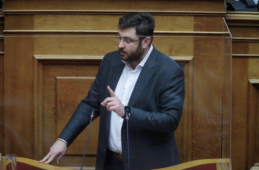 Ζαχαριάδης στο libre: Η κυβέρνηση φτιάχνει συγκρούσεις για να ασκεί βία