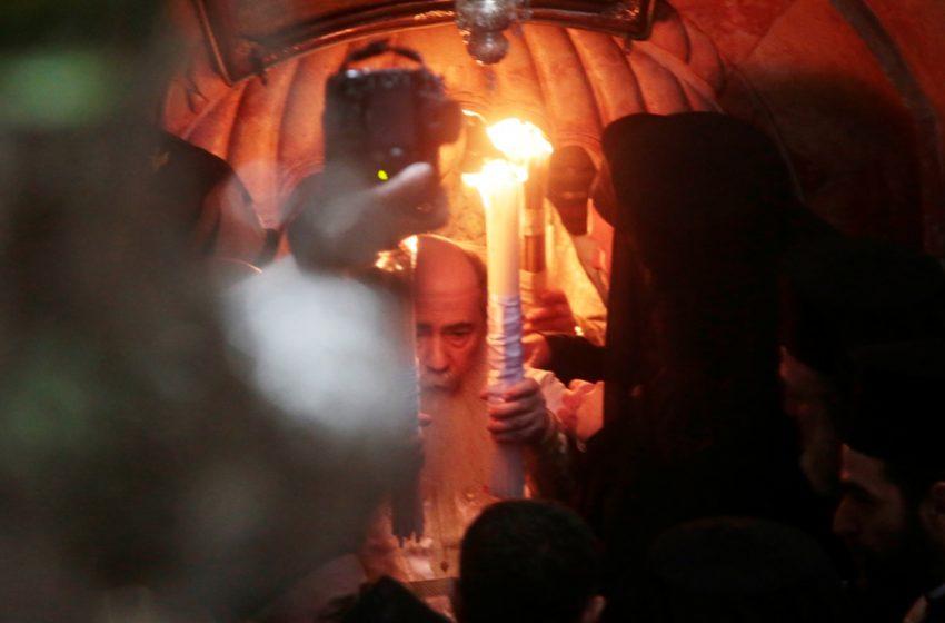 Άγιο Φως: Πως θα έρθει στην Αθήνα το Μεγάλο Σάββατο