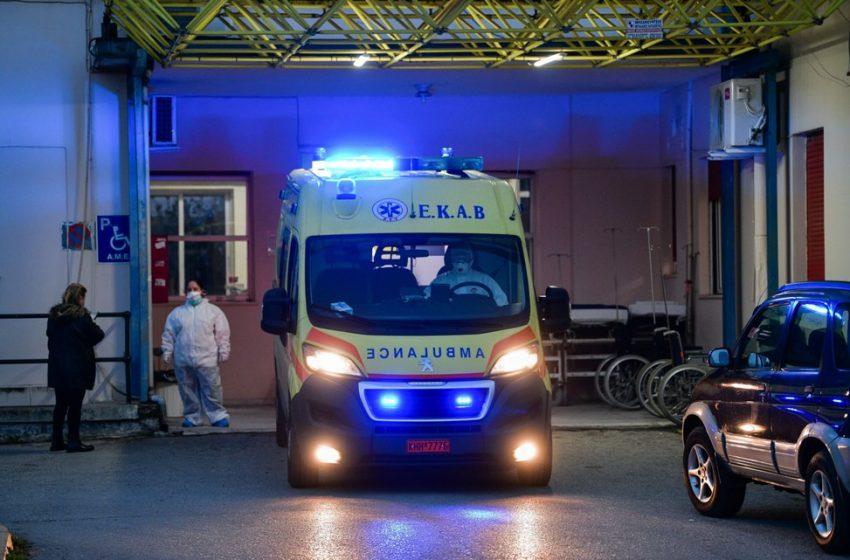 AstraZeneca: 60χρονη έπαθε εγκεφαλικό μετά τον εμβολιασμό της στον Πύργο