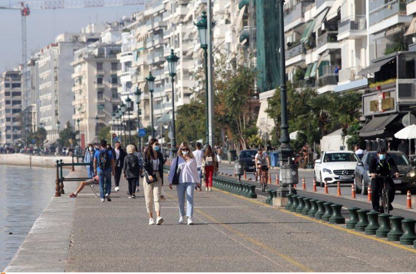 Θεσσαλονίκη: Μικρή μείωση του ιικού φορτίου στα λύματα