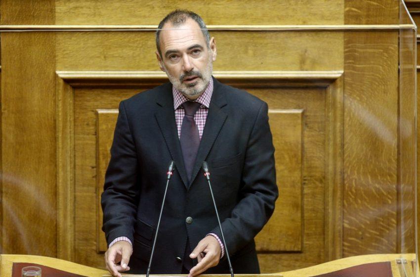 """Βουλευτής ΝΔ για Πελώνη: """"Εκπλήσσομαι που δεν έχει ζητήσει τουλάχιστον συγγνώμη"""""""