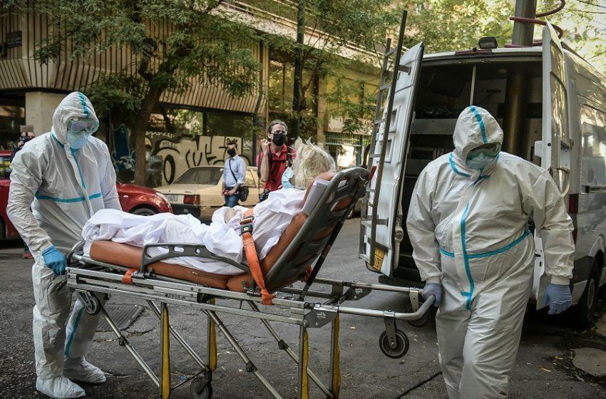 Στα 4.309 τα νέα κρούσματα – 751 οι διασωληνωμένοι, 79 θάνατοι