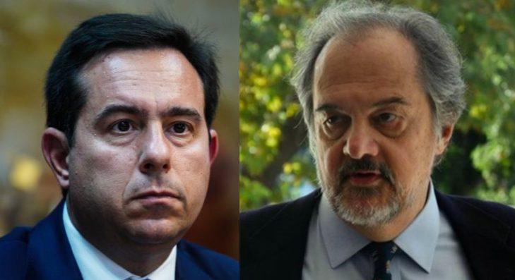 """Ο Μηταράκης και οι """"οπλαρχηγοί του Κολωνακίου""""- Γιατί ένας φίλος του πρωθυπουργού επιτίθεται κατά του υπουργού Μετανάστευσης;"""
