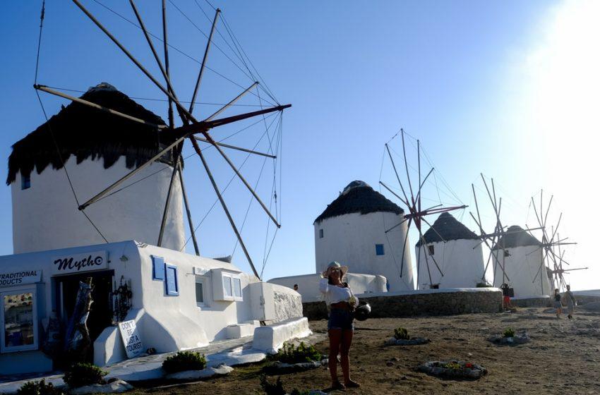 """Τουρισμός: """" Ελλάδα, Κύπρος και Τουρκία στην """"πράσινη λίστα"""" το καλοκαίρι"""" λέει το αφεντικό της TUI"""