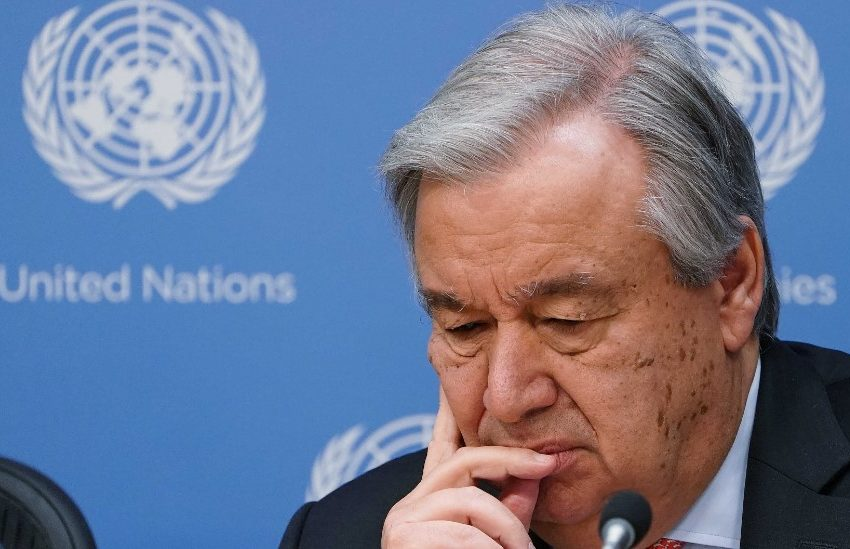 Ο απαράδεκτος κ. Γκουτέρες και ο μεγάλος κίνδυνος στο Κυπριακό