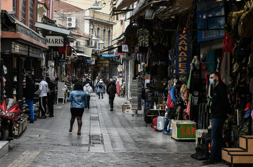 Εισήγηση Λοιμωξιολόγων: Άνοιγμα καταστημάτων σε Αχαϊα-Με click away σε Θεσσαλονίκη-Κλειστά στην Κοζάνη