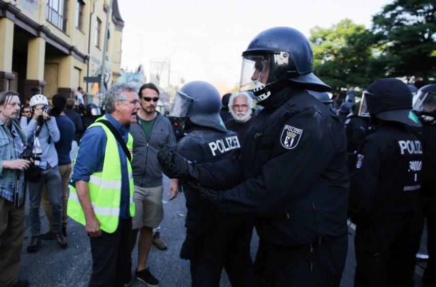 Διαδήλωση υπέρ… αυστηρότερου lockdown στο Βερολίνο