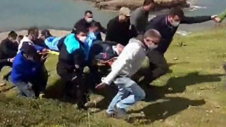 Συνετρίβη στρατιωτικό αεροσκάφος στη Σμύρνη – Ζωντανοί οι δύο πιλότοι
