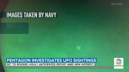 Το Πεντάγωνο των ΗΠΑ επιβεβαιώνει την ύπαρξη UFO (vid)