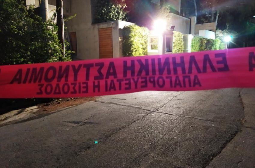 Αστυνομία έξω από το σπίτι του Φουρθιώτη – Έγινε έκρηξη (εικόνες)