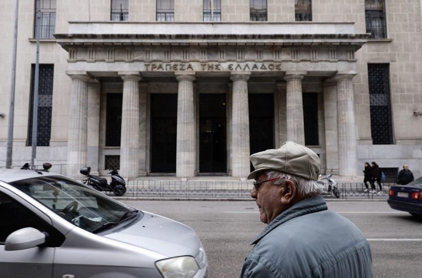 """Νέα γενιά """"κόκκινων"""" δανείων λόγω κοροναϊού βλέπει η Τράπεζα της Ελλάδος"""