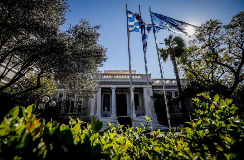Σύσκεψη στο Μαξίμου υπό τον πρωθυπουργό για την εστίαση – Αναμένονται ανακοινώσεις
