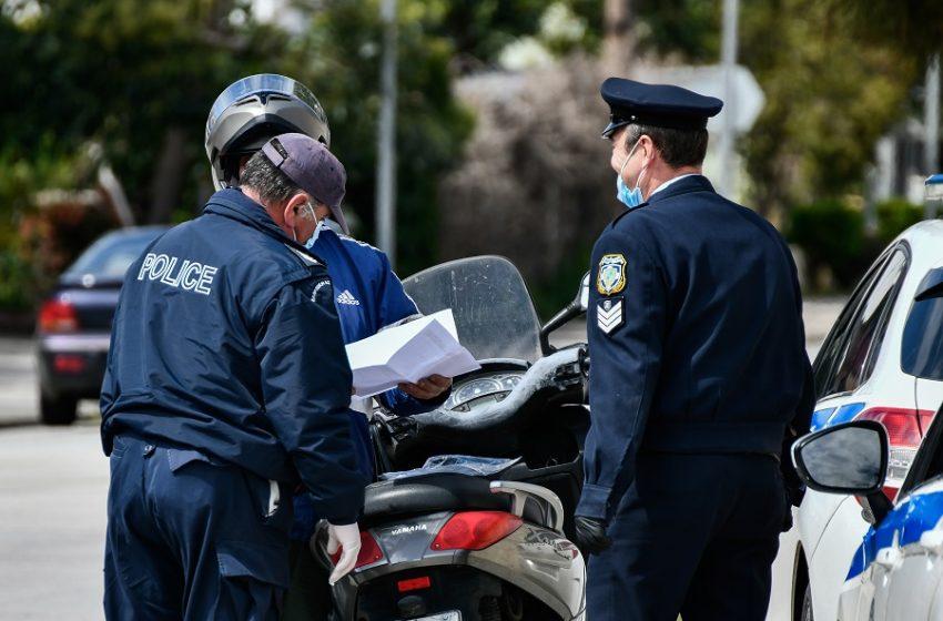 Σπίρτζης: Στο έλεος του Θεού και της πανδημίας οι αστυνομικοί