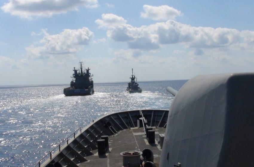 Ουκρανία – Ρωσία: Κλιμακώνεται η ένταση – H Βρετανία στέλνει δύο πολεμικά πλοία