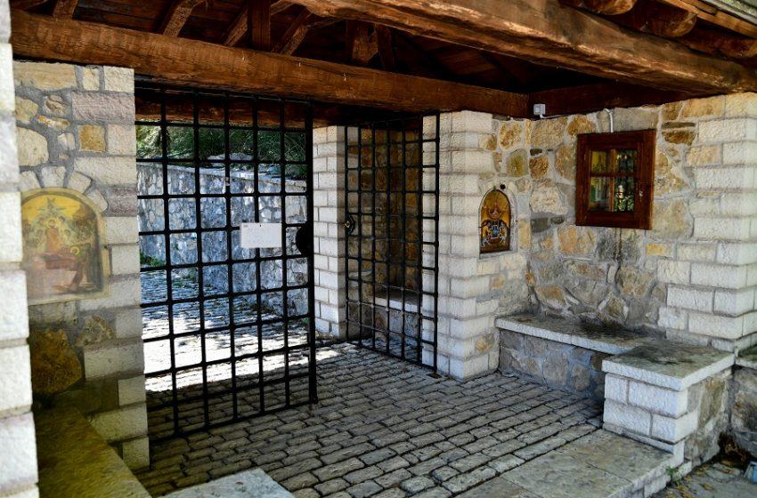 «Σφραγίζεται» μοναστήρι στο Ηράκλειο μετά από κρούσματα κοροναϊού