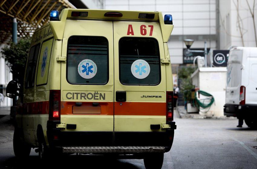 Εργατικό δυστύχημα με θύμα 54χρονο στη Λαμία