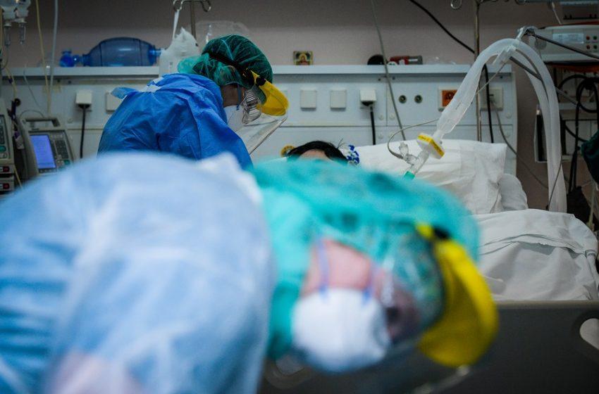 Διασωληνωμένος με πνευμονική εμβολή 60χρονος- Είχε κάνει το εμβόλιο της AstraZeneca