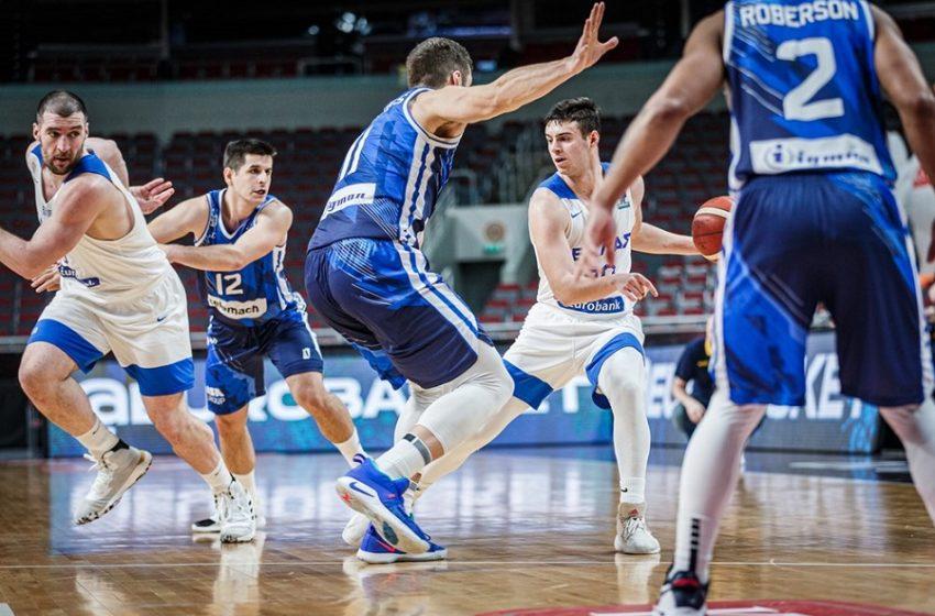 Eurobasket 2022: Με Ιταλία και Κροατία η Εθνική στον 3ο όμιλο