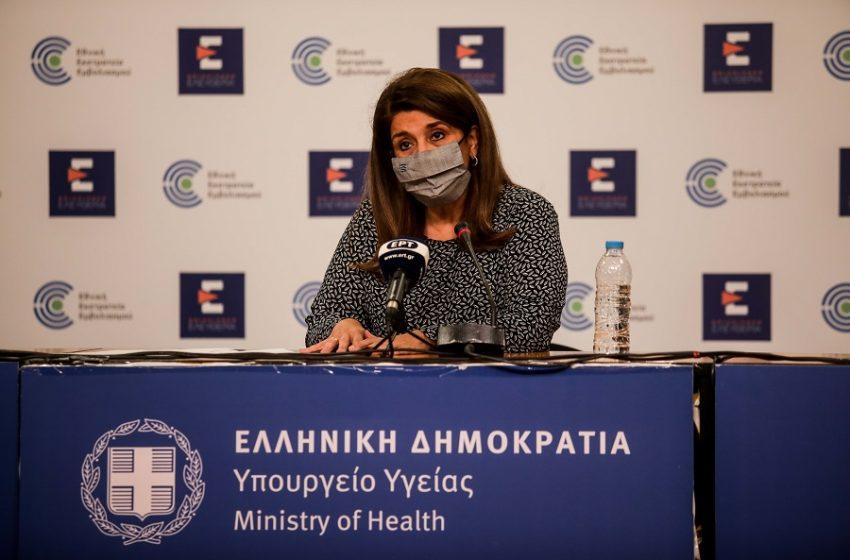 Παπαευαγγέλου: Δεν πρέπει να μεταφέρουμε τον ιό από τις πόλεις στα χωριά μας
