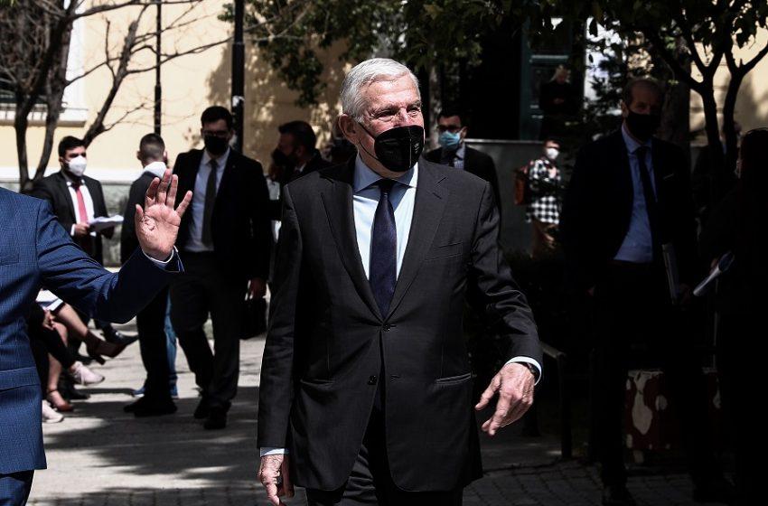 Γιάννος Παπαντωνίου: Πήρε προθεσμία για να απολογηθεί για την υπόθεση των φρεγατών