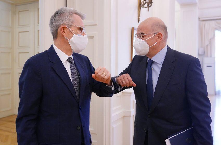 Πάιατ: Σθεναρή η υποστήριξη των ΗΠΑ στην Ελλάδα