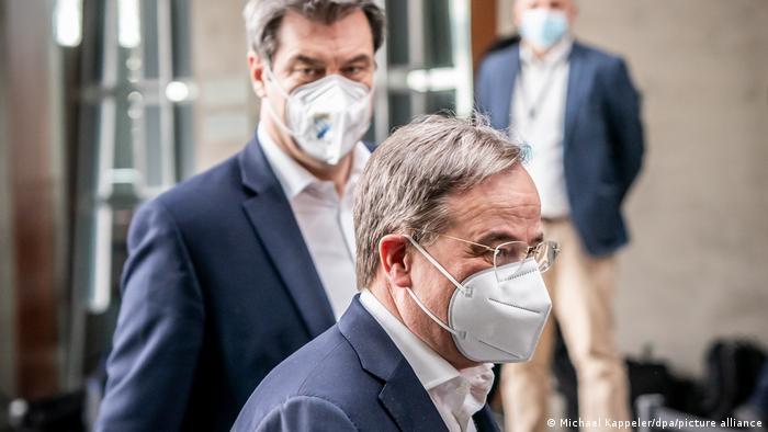 Λάσετ vs Ζέντερ: Ποιος θα είναι ο επόμενος Καγκελάριος- Η διαφωνία του CSU