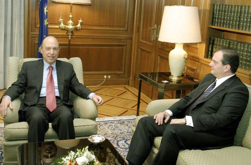 Σύγκρουση Καραμανλή-Σημίτη για ελληνοτουρκικά και Ελσίνκι