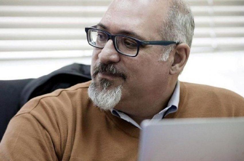 Θωμαΐδης: Ουσιαστική μείωση στα κρούσματα θα έρθει προς το τέλος Μαΐου