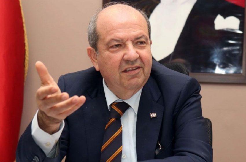 Τατάρ: Θα ζητήσω την αναγνώριση του κράτους της Βόρειας Κύπρου