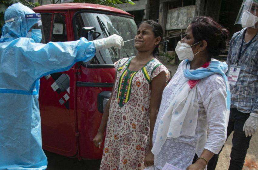 Ινδία: Νέο παγκόσμιο ρεκόρ με 332.730 κρούσματα