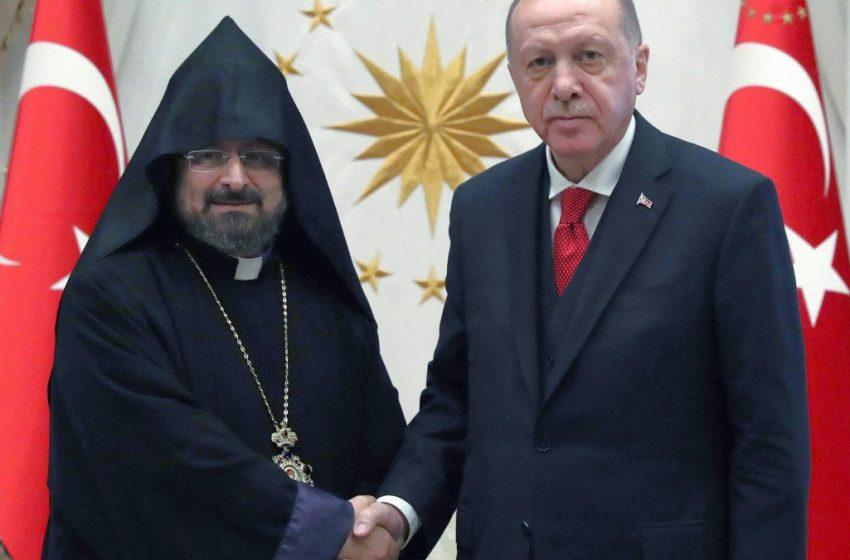 Χειρουργικοί χειρισμοί από τον Ερντογάν μετά την αναγνώριση της γενοκτονίας των Αρμενίων