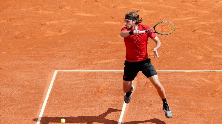 Εκτός Davis Cup ο Τσιτσιπάς