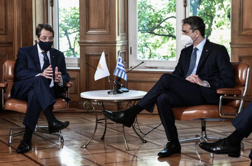 Αναστασιάδης: Λειτουργικό και βιώσιμο κράτος μακριά από εξαρτήσεις και εγγυήσεις πρέπει να είναι η μετεξέλιξη της Κυπριακής Δημοκρατίας (vid)