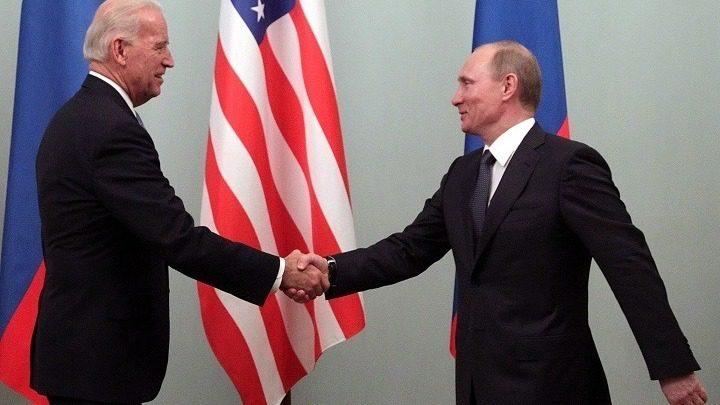 Πιθανόν τον Ιούνιο η σύνοδος κορυφής Μπάιντεν-Πούτιν