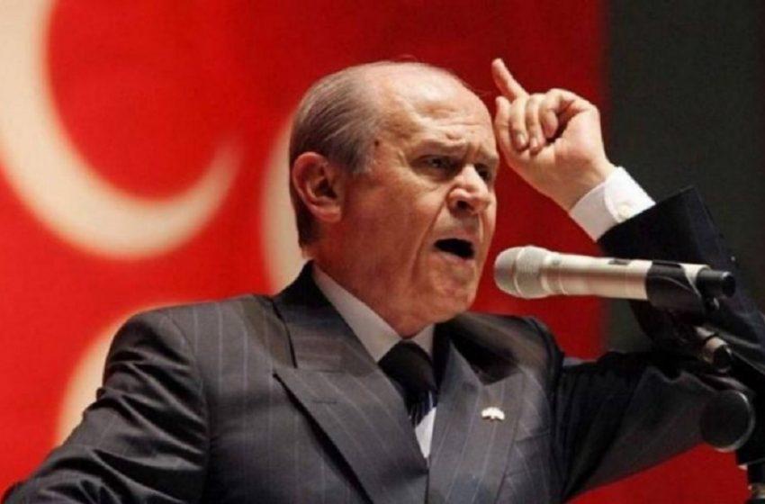 Μπαχτσελί: Κωνσταντινούπολη γιοκ, κ. Μπάιντεν